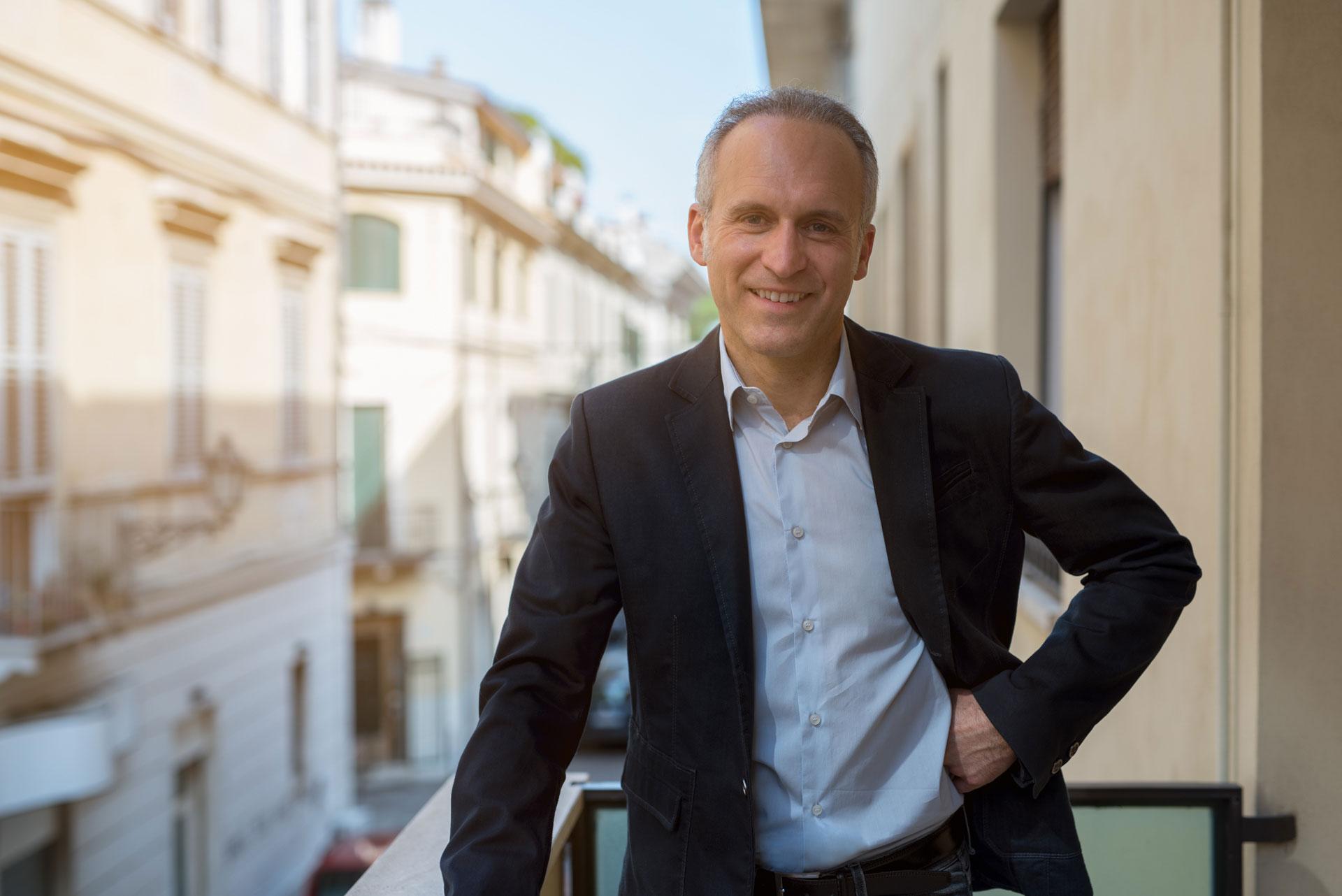 Fabrizio Di Eugenio, credito a Teramo, in Abruzzo